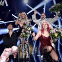 Melodifestivalen 2021 Andra Chansen: Estrella, Paul Rey, Klingenström and Hammarström to the final