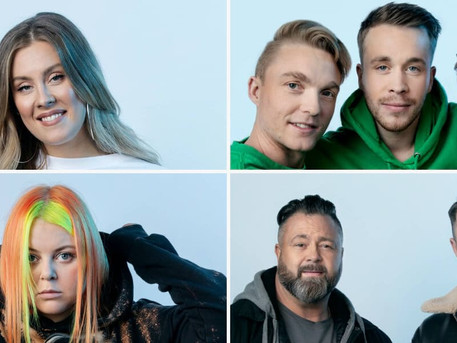 Watch Tonight: Melodi Grand Prix Heat 5