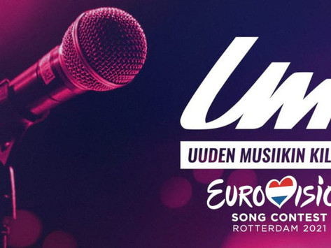 Submissions for Finland's National Final UMK2021 are started