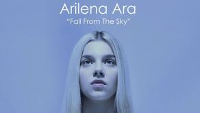 #Albania Arilena Ara- Fall From The Sky Lyrics