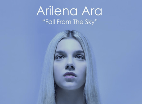 #Albania Arilena Ara- Fall From The Sky Lyrics