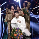 Melodifestivalen 2021 Heat 4: Eric Saade and The Mamas to the final