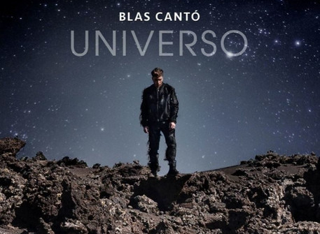 #Spain Blas Cantó- Universo Lyrics