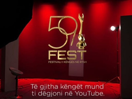 All songs of 59. Festivali i Këngës are published!