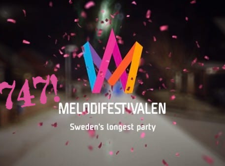 2.747 songs are submitted to SVT for Melodifestivalen 2021!