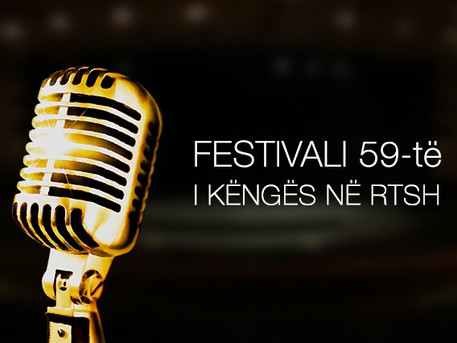 59. Festivali-i Kenges' Participants are revealed!