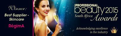 RegimA Award - Professional Beauty Best