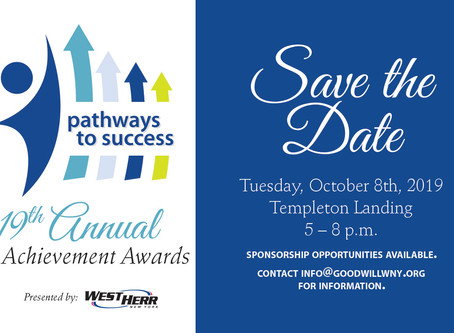 Save the Date for Pathways to Success!