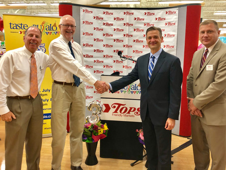 Goodwill to Receive Taste of Buffalo Proceeds from Tops Markets