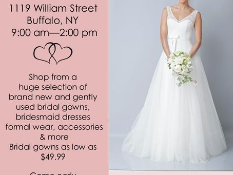Goodwill Bridal Sale