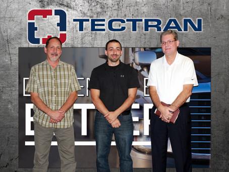 Goodwill Honors Tectran as Customer of the Year
