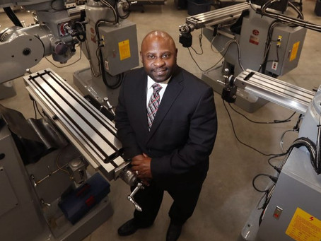 Stephen Tucker, Northland Workforce Training Center, Honored with Goodwill Chairman's Award