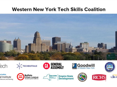 Goodwill Part of Regional Coalition Announcing 'WNY Tech Skills Initiative'