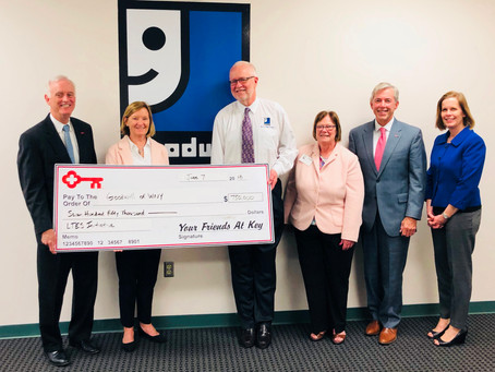 KeyBank and First Niagara Foundation Donate $750,000 to Support Goodwill's New Workforce Develop