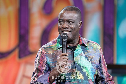 Packing for Next - Frank Ofosu-Appiah