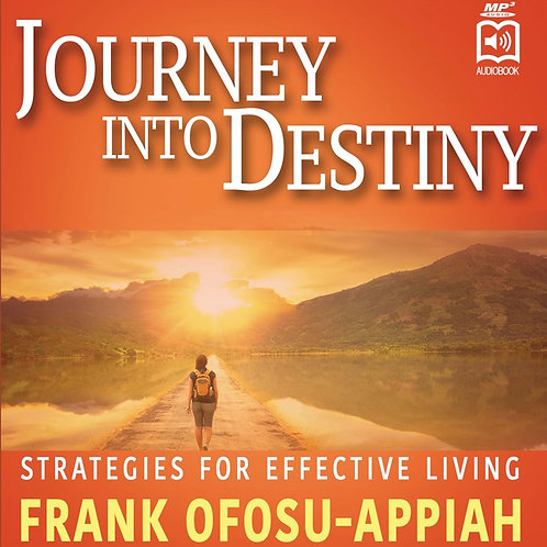 Journey into Destiny - Audiobook