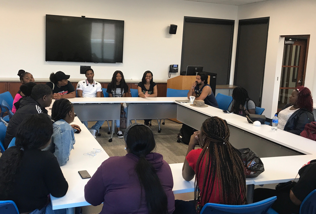Student panel @ DP