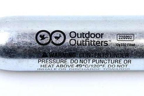 Co2 Powerlet 12 grams Cartridges
