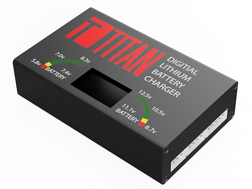 TITAN POWER Digital Smart charger