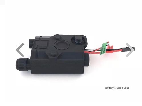 3D Print battery Box (PEQ style)