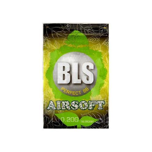 BIO 0.20 PRECISION BLS BBS 1KG (White)