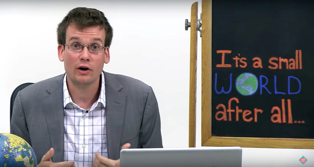Crash Course World History - John Green on Globalisation
