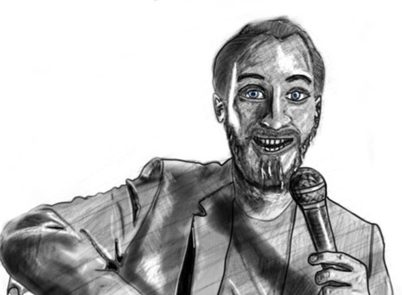 So I studied Stand-up comedy 'what's that all about?'