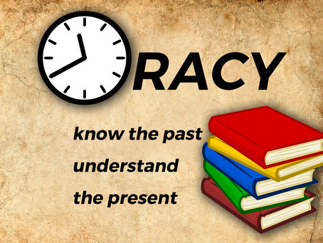 Listen & Learn About the History of Oracy