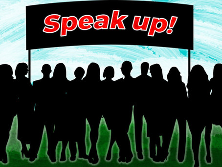 Listen & Learn: how to Speak Up!