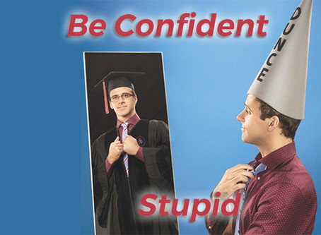 Stand-up & Be Confident