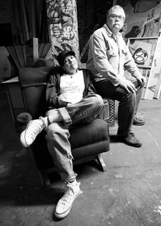 waNda wilsoN & Scott Young- Photo by Daryl Malone