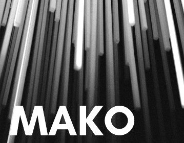 Dirty disco, electro-funk, synch pop. Call it what you want. This genre-bending, LA-based duo, Mako.
