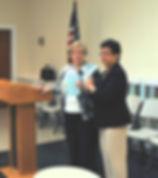Barbara Marshall - Auxiliary President