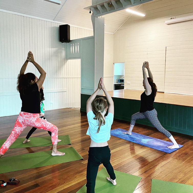 Kids Yoga Brisbane