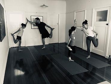 Parent Child Yoga
