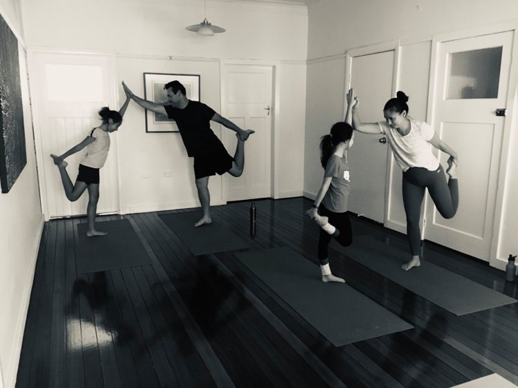 Family Yoga Brisbane