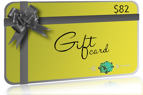 Gift Card $82