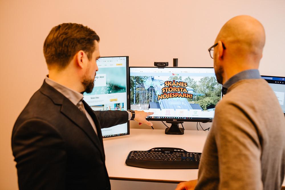 Skånes största nöjespark & Entry Event