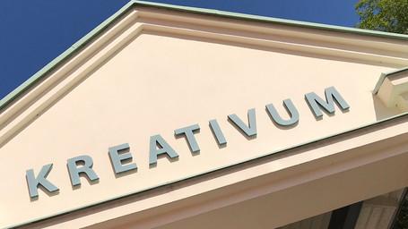 Resan tillsammans med Kreativum har börjat