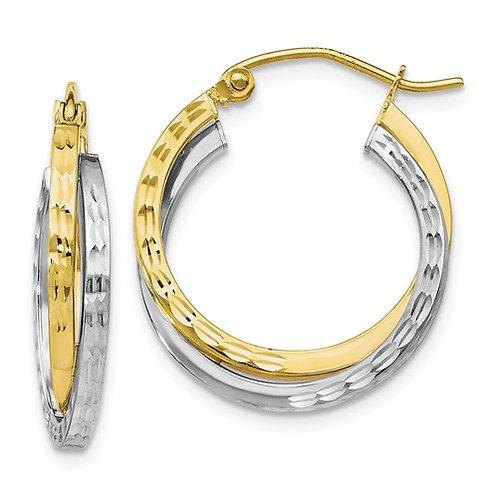YGWG Earrings 10kt