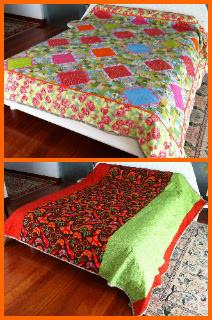 Manta patchwork dicas