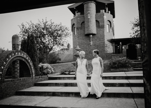 Castle Unicorn Wedding Photographer