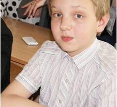 Вітаємо переможця ІІ етапу олімпіади з математики учня 7-Б класу Івановича Святослава!