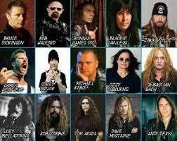 5 Best heavy metal singers