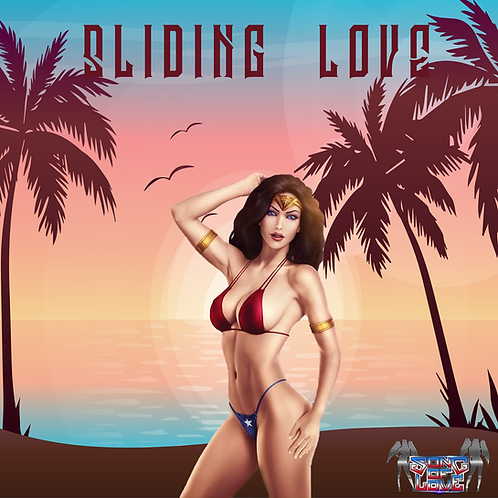 Sliding love Song of love metal official