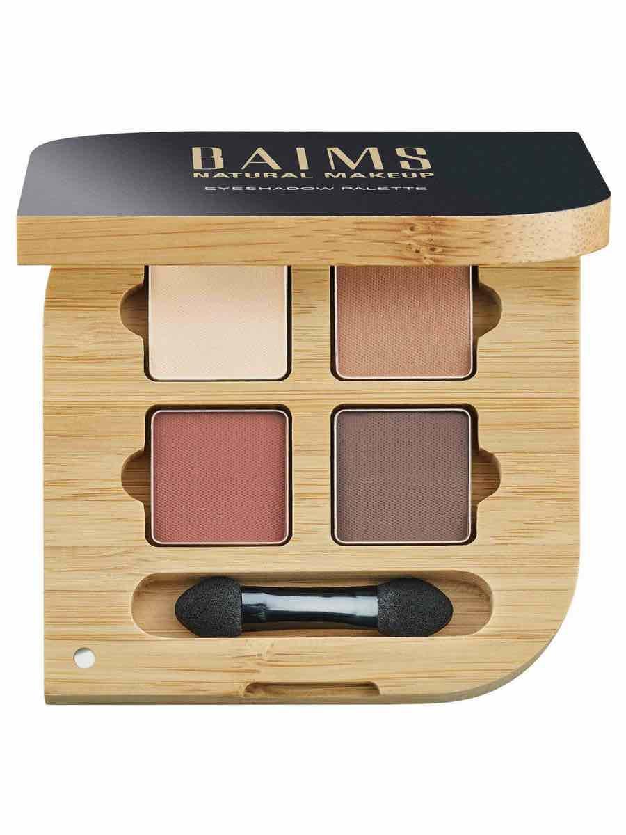 44aafb87 Eyeshadow Quad Palette kommer i 3 forskjellige varianter med totalt 12  farger. Alle selges også som refill Øyenskygge