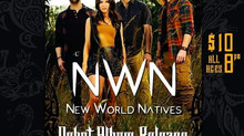 New World Natives Album Release