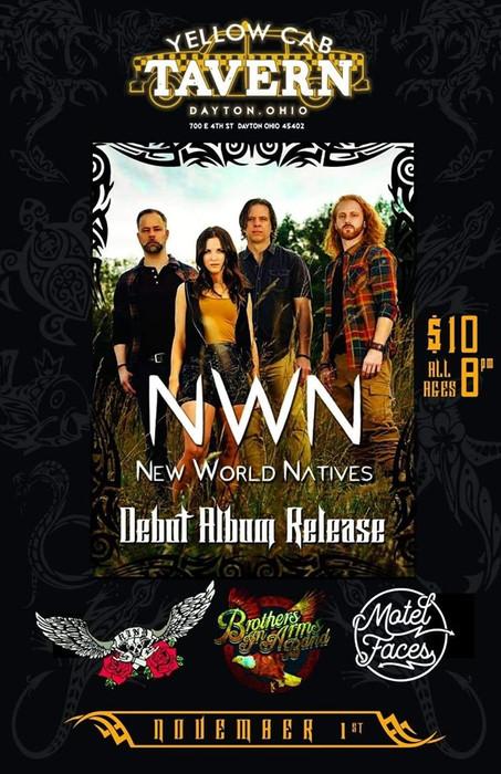 New World Natives Album Release