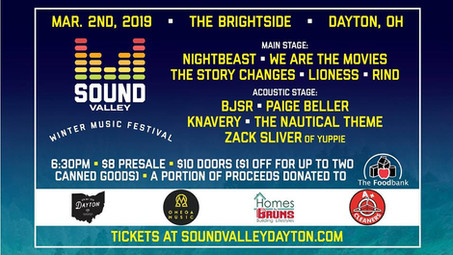 Sounds Valley Winter Music Fest 2019