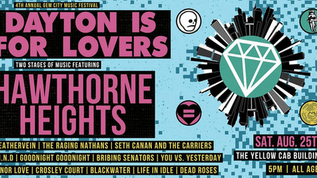 Dayton is for lovers 2018